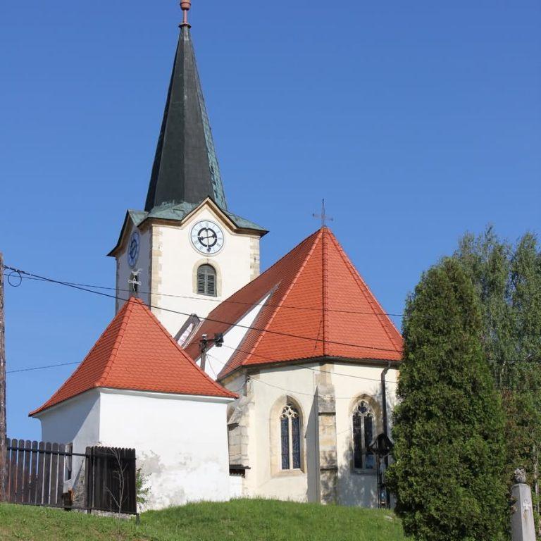 Cerkev Sv. Antona Puščavnika Cerkvenjak