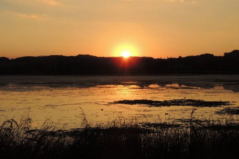 Jezero Komarnik Lenart