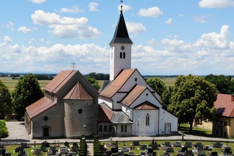 Cerkev Marijinega vnebovzetja Turnišče