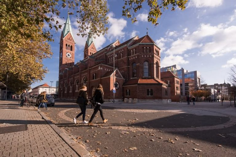 Frančiškanska cerkev Maribor