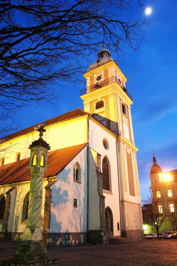 Stolna cerkev Sv. Janeza Krstnika
