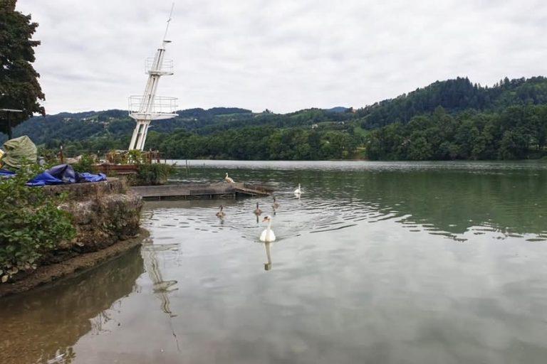 Brestaniško jezero