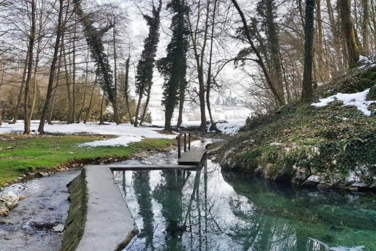 Naravne toplice Klevevž