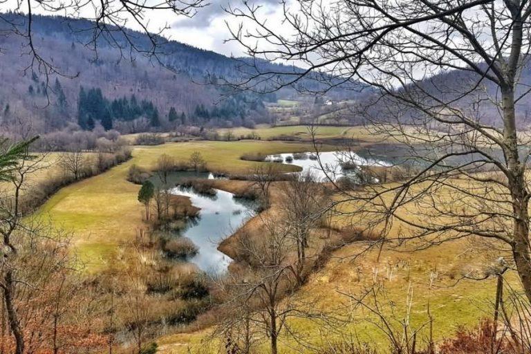 Presihajoče jezero Ponikve