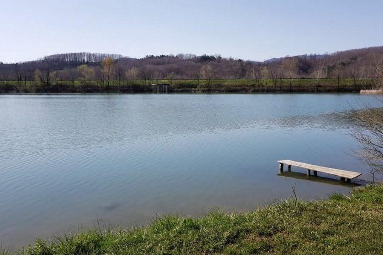 Vogrsko jezero