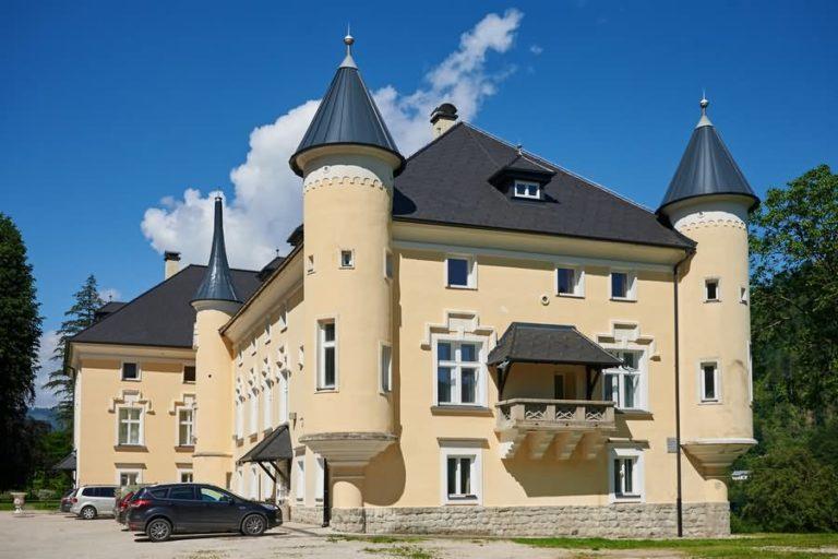 Dvorec Bukovje, Muzej Slovenj Gradec
