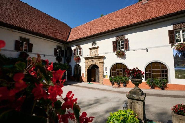 Dvorec Mahrenberg