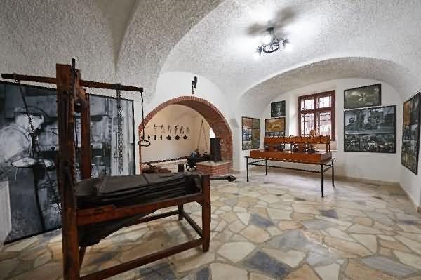 Kovaško-livarski in gasilski muzej na Zg. Muti