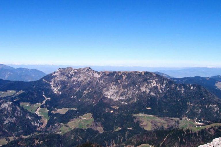 Gora Olševa in Potočka Zijalka