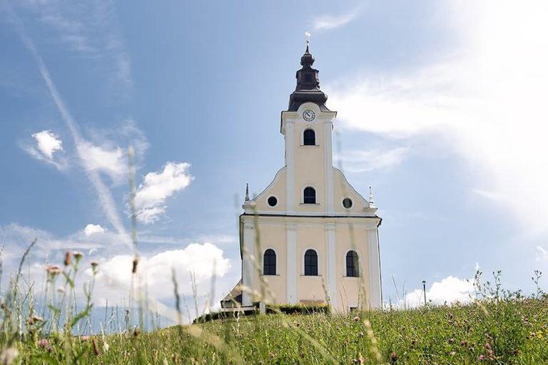 Cerkev Matere Božje na Hriberci Vitanje