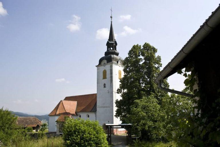 Cerkev Sv. Andreja v Polzeli