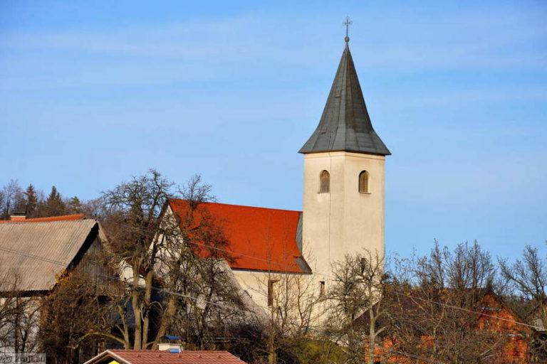 Cerkev sv. Križa na Svetini Štore