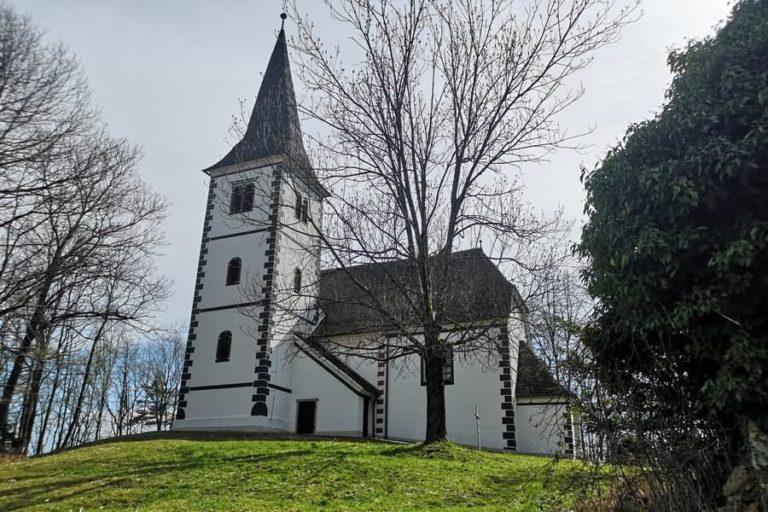 Cerkev Sv. Lenarta - Hoče