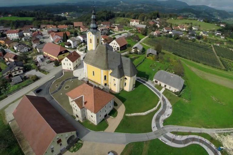Cerkev sv. Martina na Ponikvi