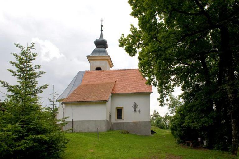 Cerkev sv. Miklavža na Vimperku Polzela