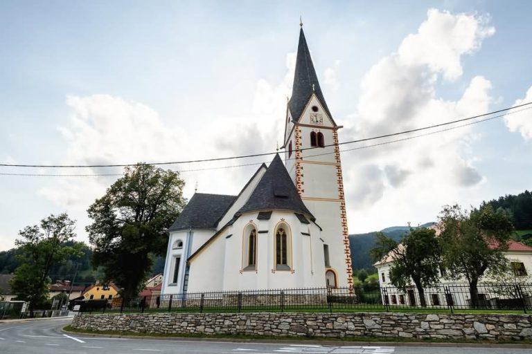 Cerkev sv. Petra in Pavla Vitanje