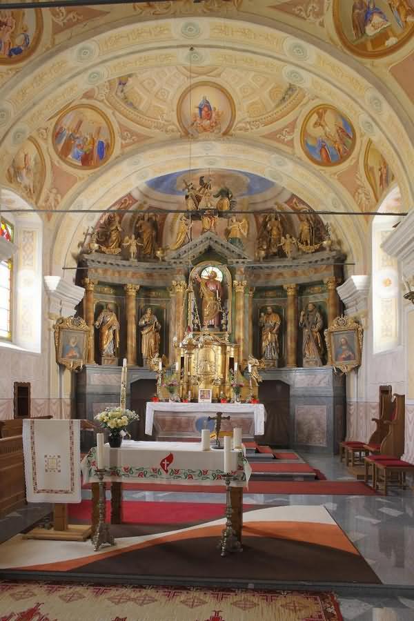 Cerkev sv. Petra Kozje