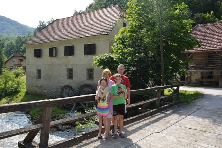 Kukovičičev mlin Podsreda