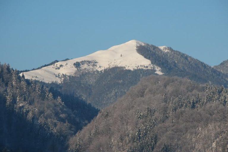 Gora Lepenatka (1426 m)
