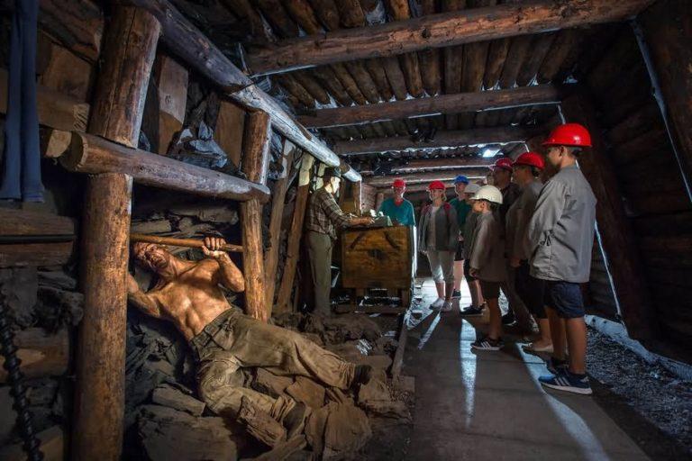Muzej premogovništva Slovenije - Velenje