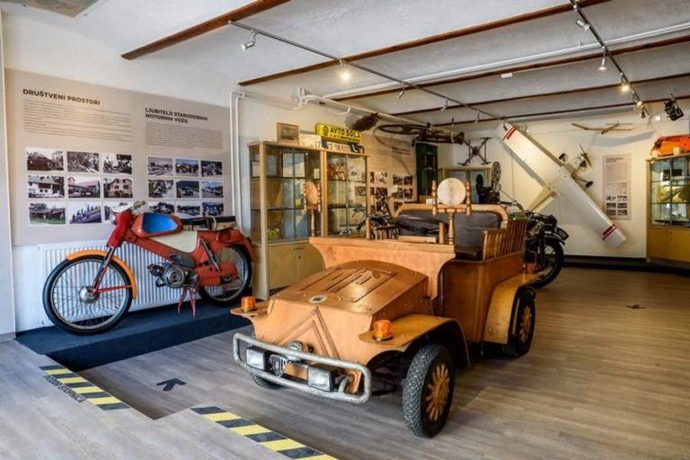 Muzej tehnične kulture Šmartno ob Paki