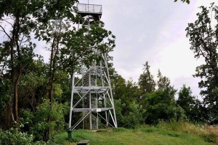 Razgledni stolp na hribu Janina Rogaška Slatina