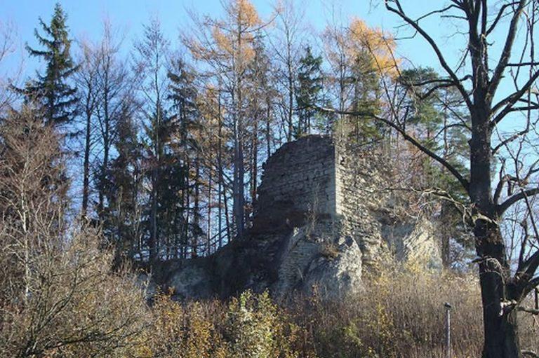 Razvalina gradu Šoštanj