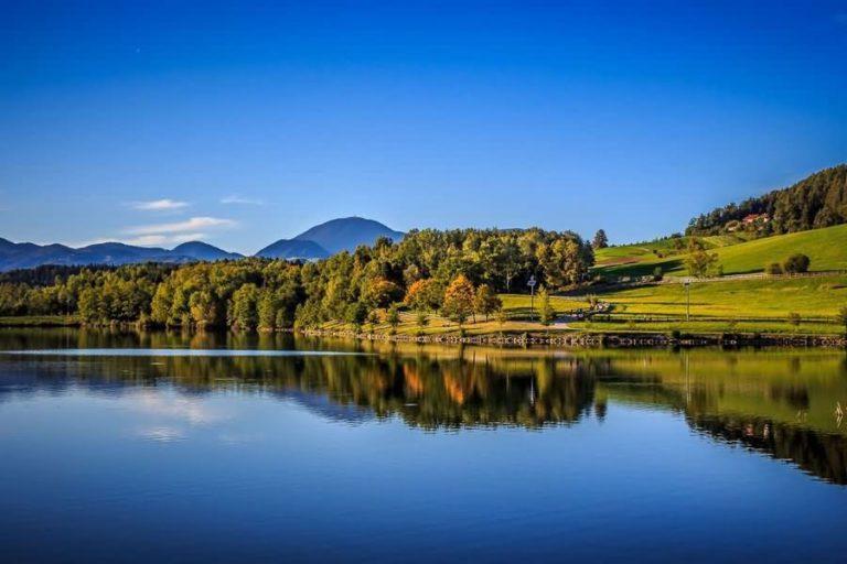 Škalsko jezero Velenje