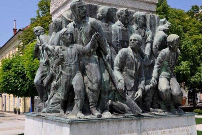 Spomenik padlim v NOB Rogaška Slatina