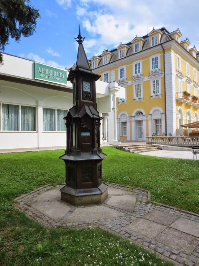 Vremenska hišica Rogaška Slatina