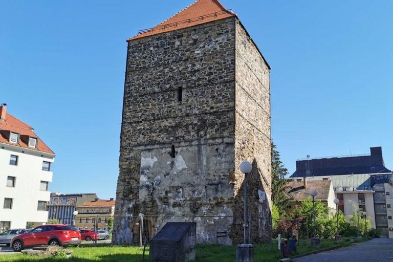 Čeligijev stolp Maribor