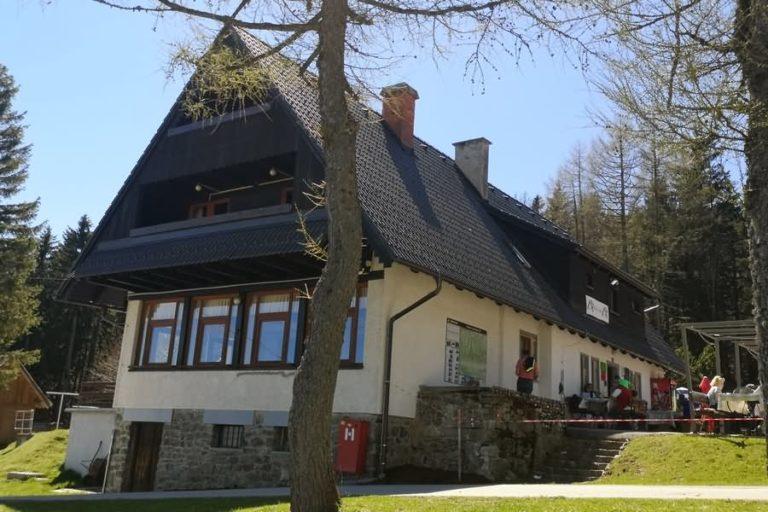 Ruška koča Maribor